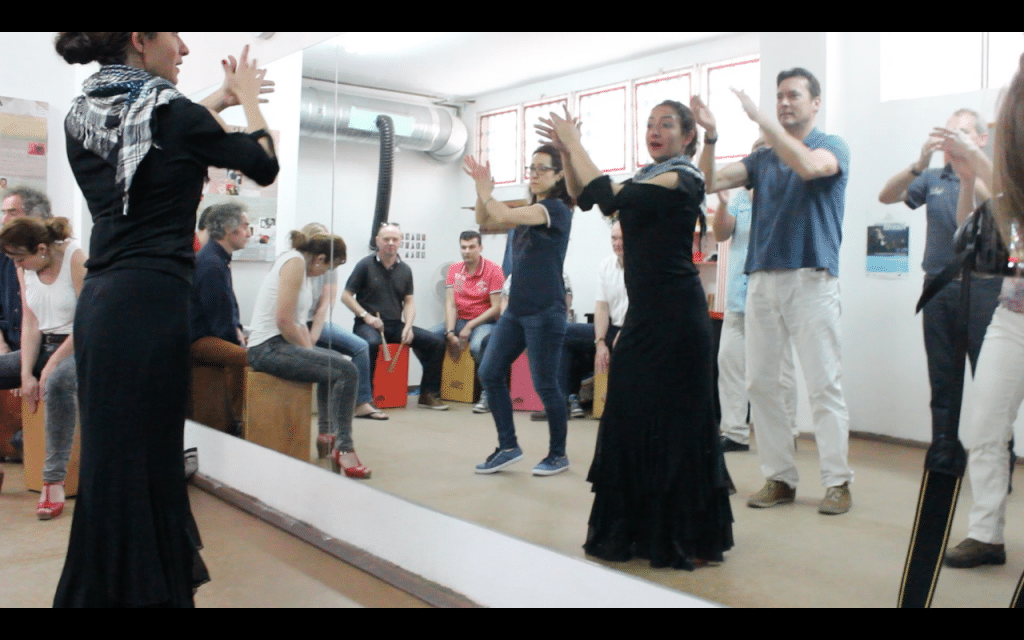 Flamenco Dance Lesson in Seville