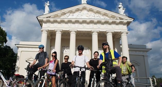 Vilnius Bike Tours (and Rental)
